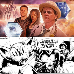 More Fourth and Seventh Doctor!