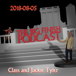 2018-08-05 Class and Jackie Tyler