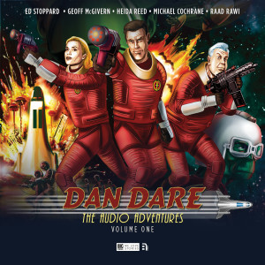 Dan Dare on BBC Radio