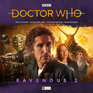 Eighth Doctor, Ravenous 2 - out now