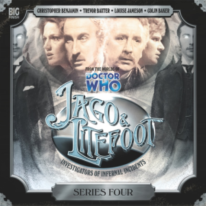 Jago and Litefoot Series 4 - First Trailer!