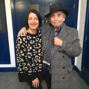 Seventh Doctor and Mags