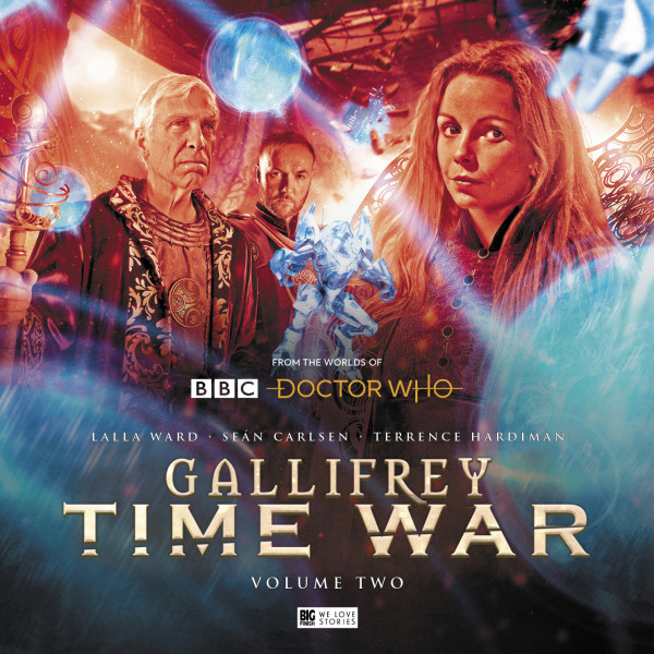 The Time War rages on in Gallifrey