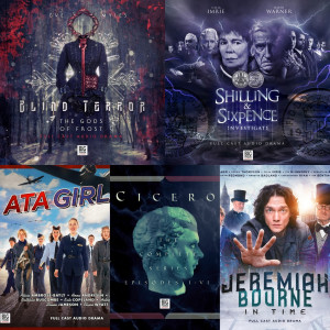 Big Finish Originals on Audible