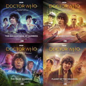 Fourth Doctor Adventures Series 8