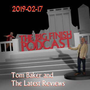 2019-02-17 Tom Baker and The Latest Reviews
