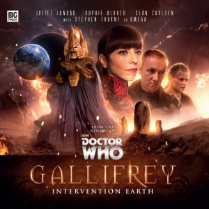 Big Finish Book Club - Gallifrey