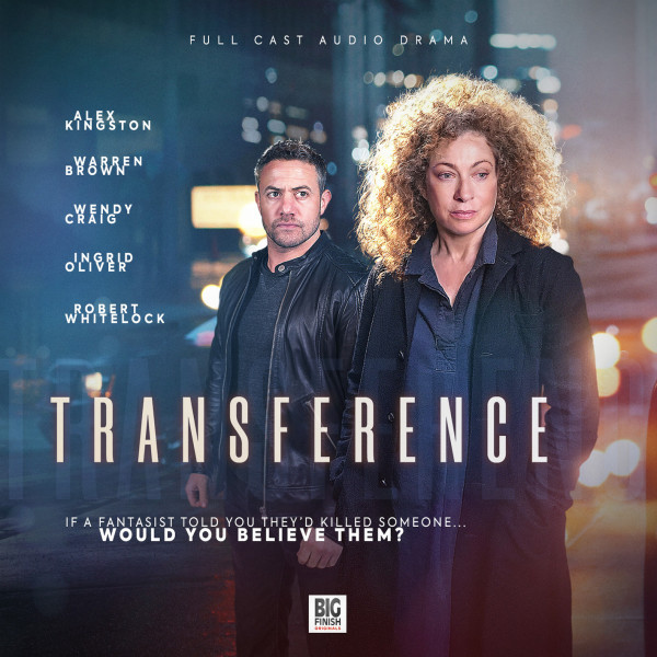 Transference Trailer