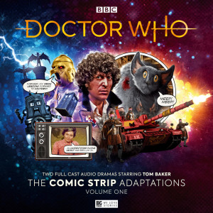 Fourth Doctor Comic Strips