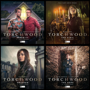 Torchwood monthly range