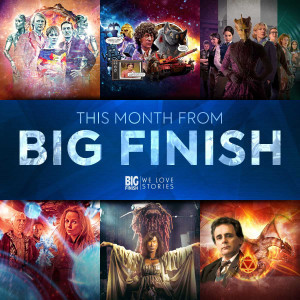 This Month from Big Finish - March 2019