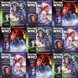 Flash sale! Half price Doctor Who adventures!
