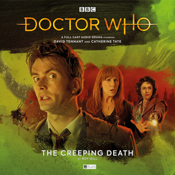 Doctor Who The Creeping Death vinyl