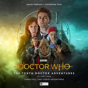 Tenth Doctor and Donna return