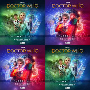 Lost Doctor Who stories return on audio