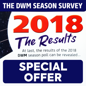 Doctor Who Magazine season survey winners
