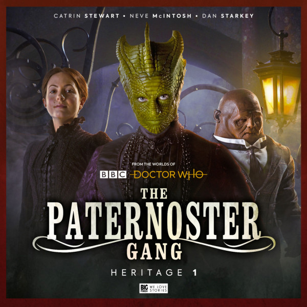 The Paternoster Gang returns today