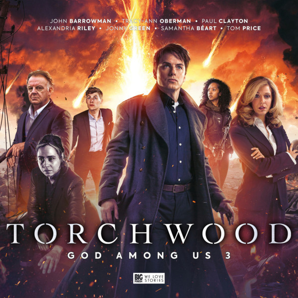 Torchwood God Among Us ends today!