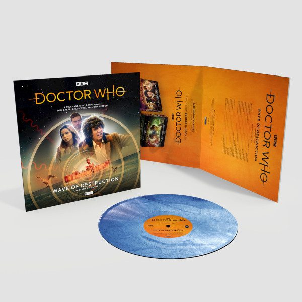 Sainsbury's brings Doctor Who, Romana and K-9 to vinyl