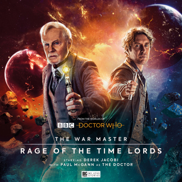 War Master vs Eighth Doctor