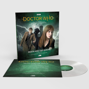 The Doctor and Donna return to vinyl!