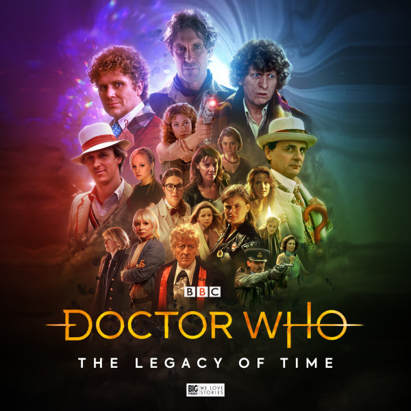 Doctor Who - The Legacy of Time