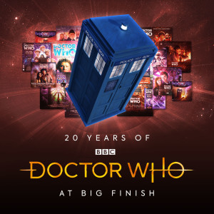FLASH SALE! 20 years of Doctor Who at Big Finish!