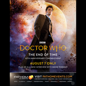 Doctor Who US Screening