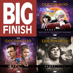 Three new Doctor Who Short Trips announced!
