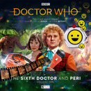 Sixth Doctor and Peri box set
