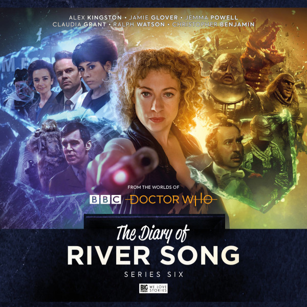 River Song explores Doctor Who history