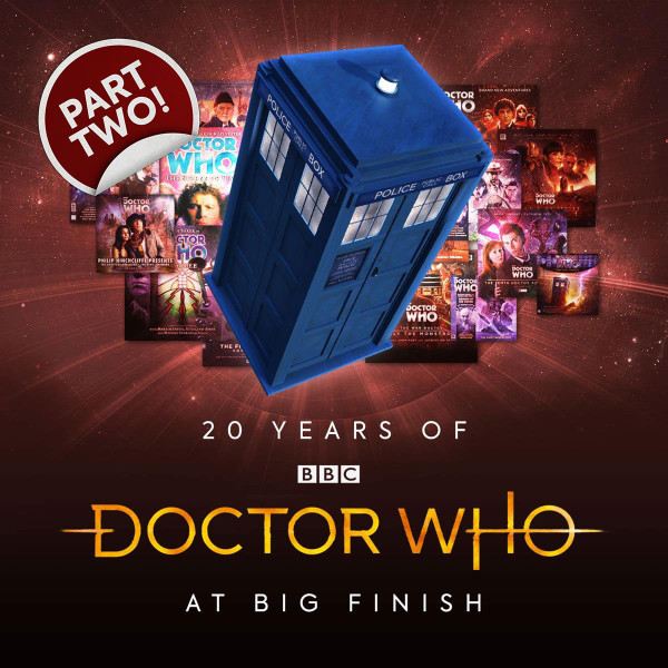 SALE! 20 years of Doctor Who at Big Finish - News - Big Finish