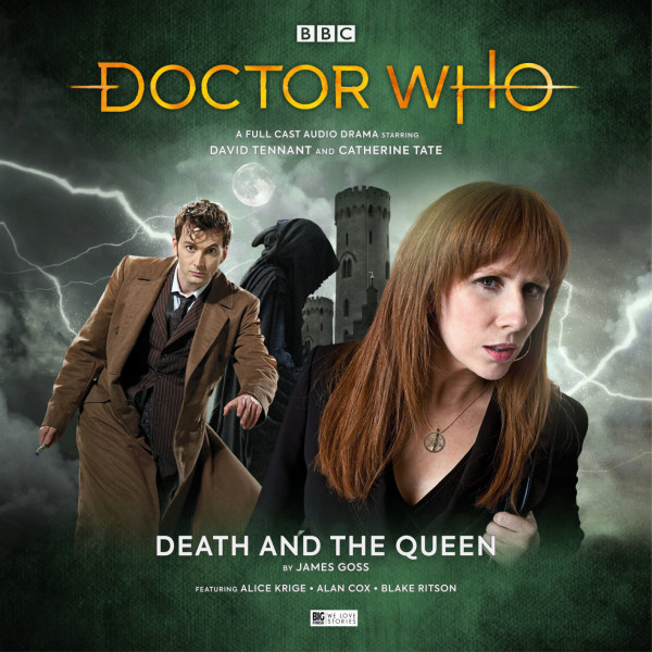 The Tenth Doctor returns to HMV