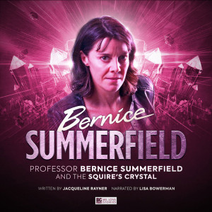 Bernice Summerfield audiobook (and colouring book!) out now.