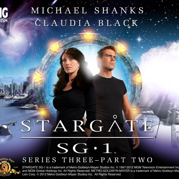 Stargate SG-1: Series Three - Part Two Out Now
