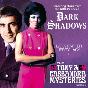 Dark Shadows' Tony & Cassandra will put a spell on you