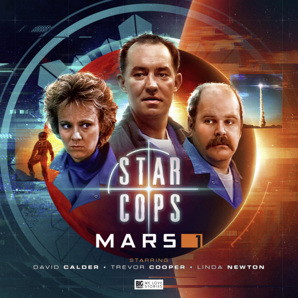 Murder, mystery and Martians await the Star Cops