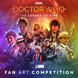 Doctor Who - The Legacy of Time fan art competition