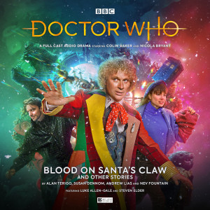It's Christmas come early for the Sixth Doctor and Peri