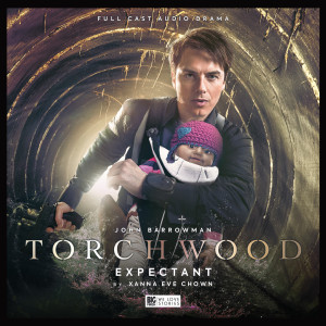 Captain Jack is pregnant in Torchwood - Expectant