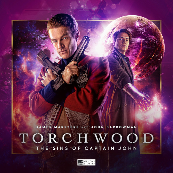 Torchwood - The Sins of Captain John, out now!
