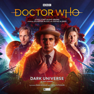 Seventh Doctor crossover story  Doctor Who - Dark Universe OUT NOW