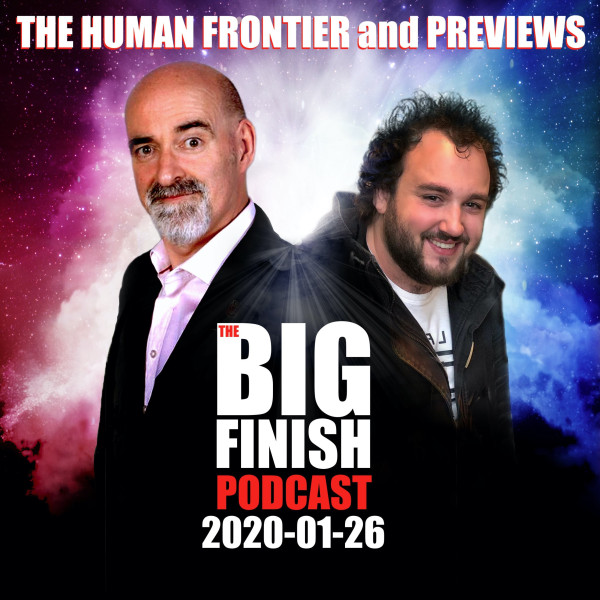 2020-01-26 The Human Frontier and Previews