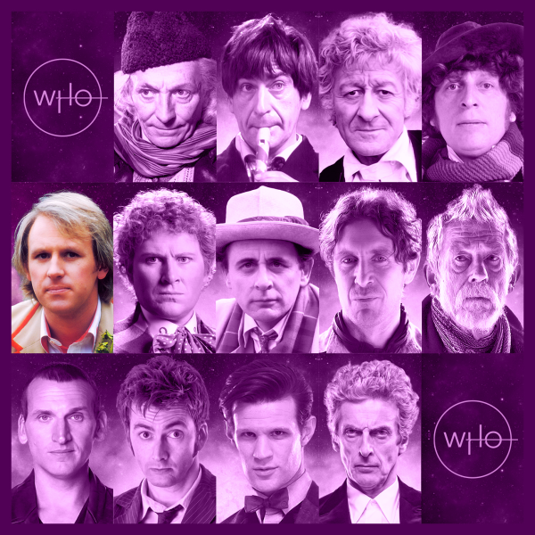 Series 12 Special Offers - The Fifth Doctor