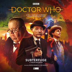 Rufus Hound returns as the Meddling Monk in Doctor Who - Subterfuge