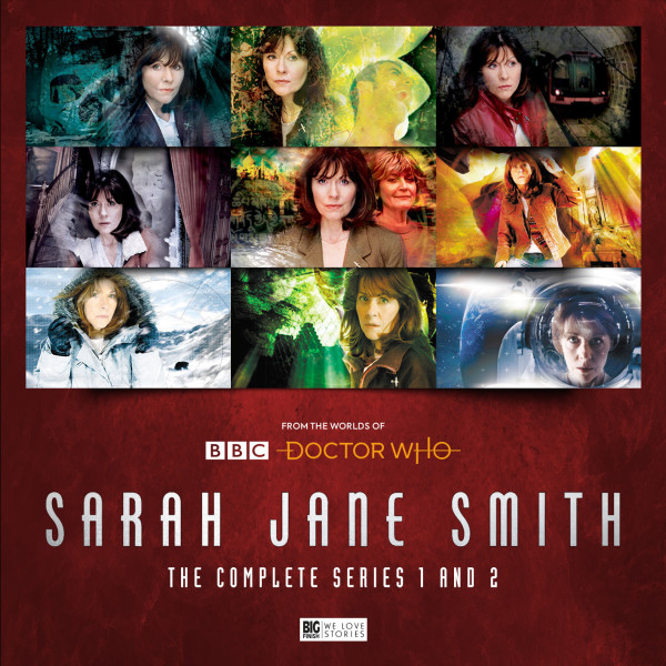 Sarah Jane Smith - the complete series now available to download