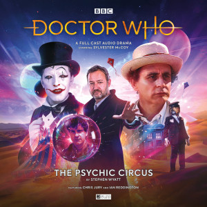 The Seventh Doctor returns to the Psychic Circus