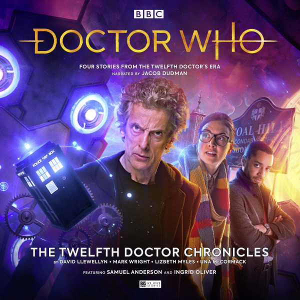 The Twelfth Doctor Chronicles is out now!