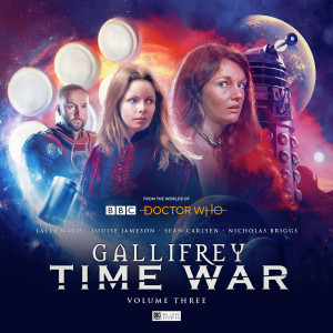 Gallifrey has gone to war