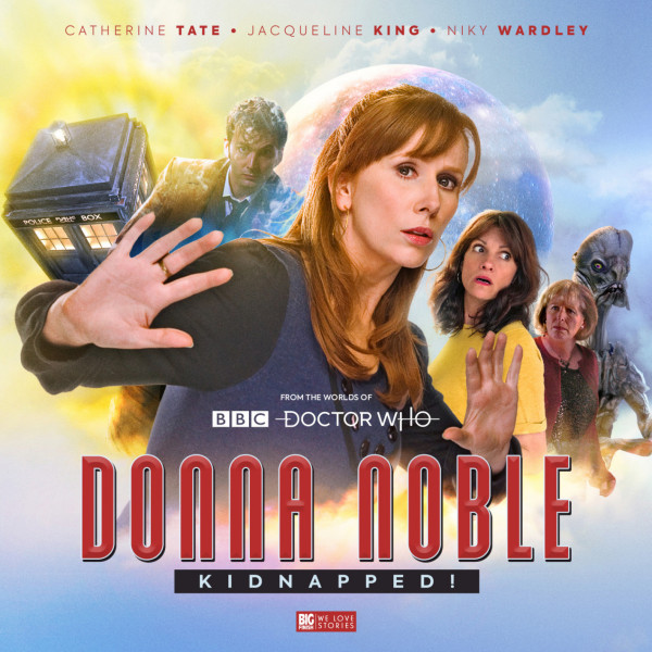 Donna Noble - saving the world at 100 WPM